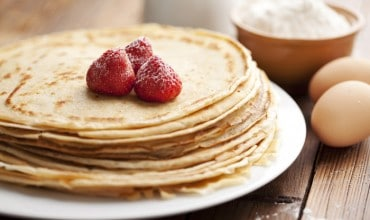 Deutsche Pfannkuchen: The Best Crepes Recipe EVER
