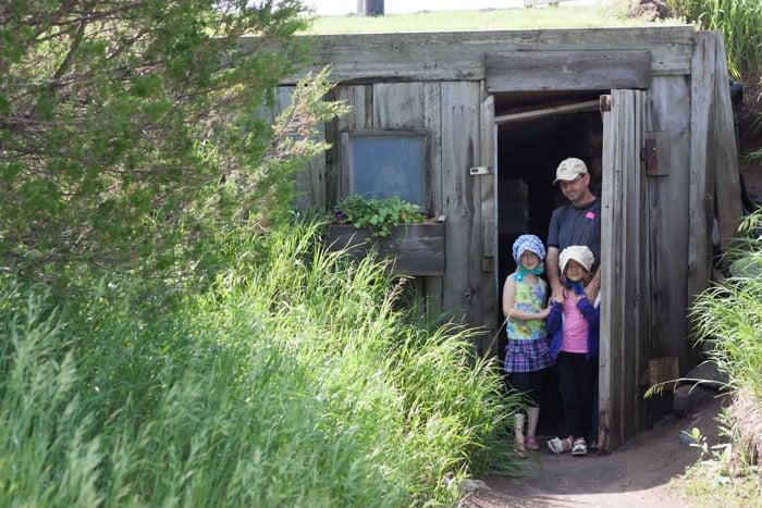 Little House on the Prairie Homestead: Exploring Laura Ingalls Wilder's Childhood Home in De Smet South Dakota