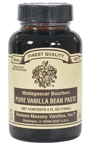 Nielsen Massey Madagascar Bourbon Pure Vanilla Bean Paste *Love, love, LOVE this stuff