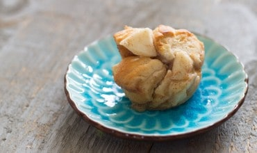 Mini Apple Pie Monkey Bread Recipe