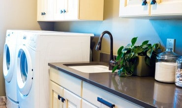 Set Up The Most Efficient Laundry Room EVER
