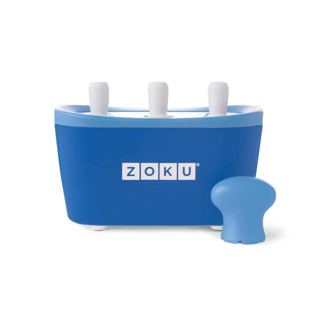 Zoku Popsicle Maker ... Pops in 7-minutes flat. *This is AWESOME