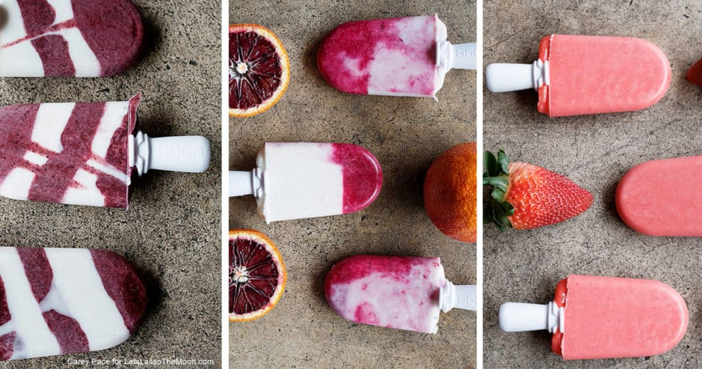 7 Must-Try Zoku Pops Recipes *These all sound AMAZING. Saving this for later.
