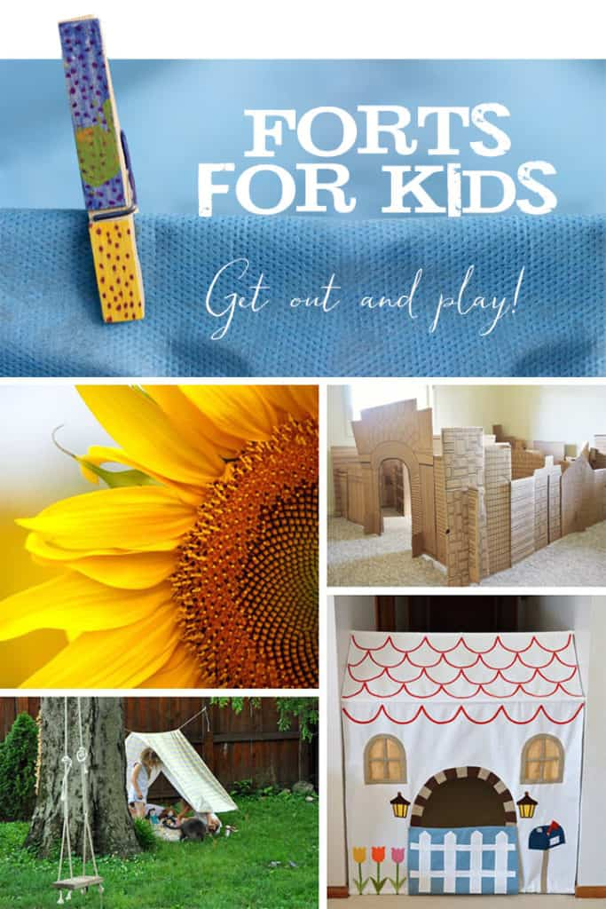 Forts for Kids: 5 Must-Try Summer Ideas!