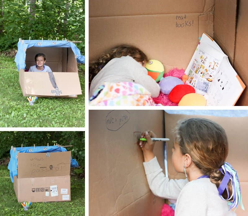 5 Awesome Forts for Kids