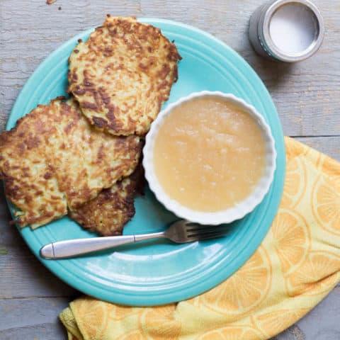 Perfect Potato Pancakes