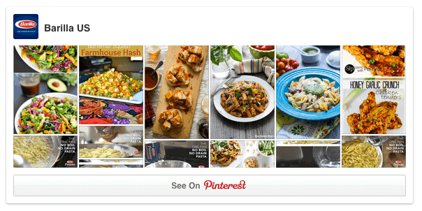 Need additional one-pot pasta suggestions? Get inspired: Follow Barilla® on Pinterest or check out additional recipes on their site!