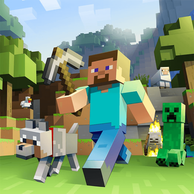 Getting Started: Minecraft Tips and Resources for Parents *Plus great list of kid-friendly YouTube channels with tutorials