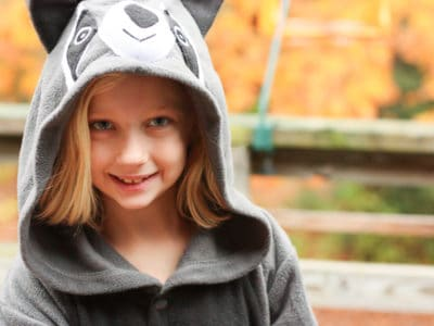 10+ Cold Weather Halloween Costumes *This is perfect for kids in the Midwest who have super cold Octobers