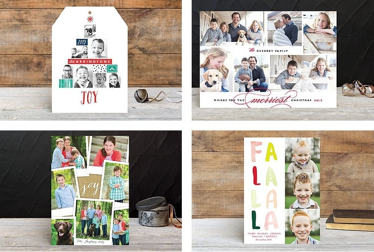 Most-Loved Holiday Photo Cards ♥