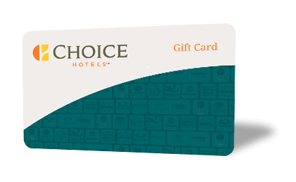 Choice Hotel Giftcard