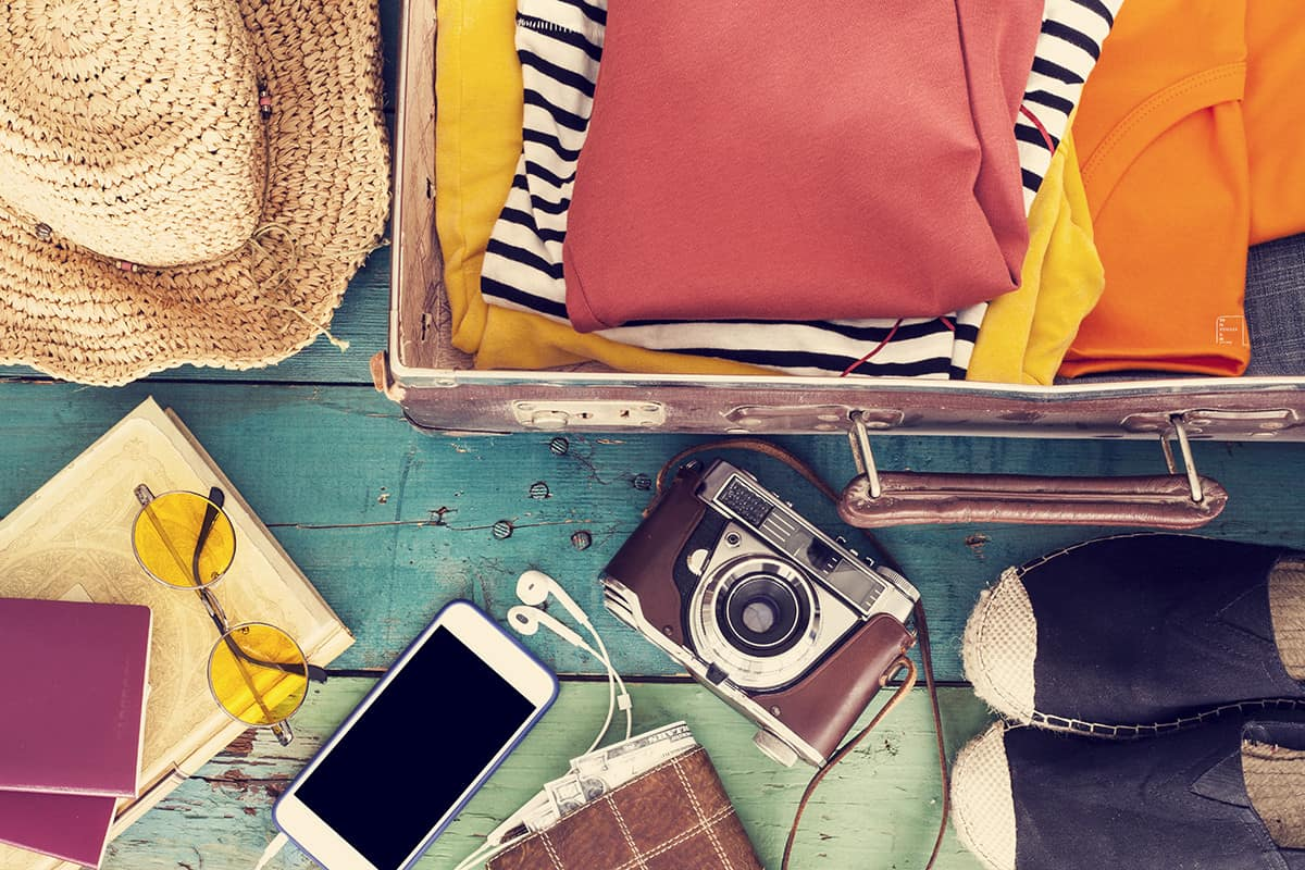 7 Things You Absolutely Must-Have for a Relaxing Momcation