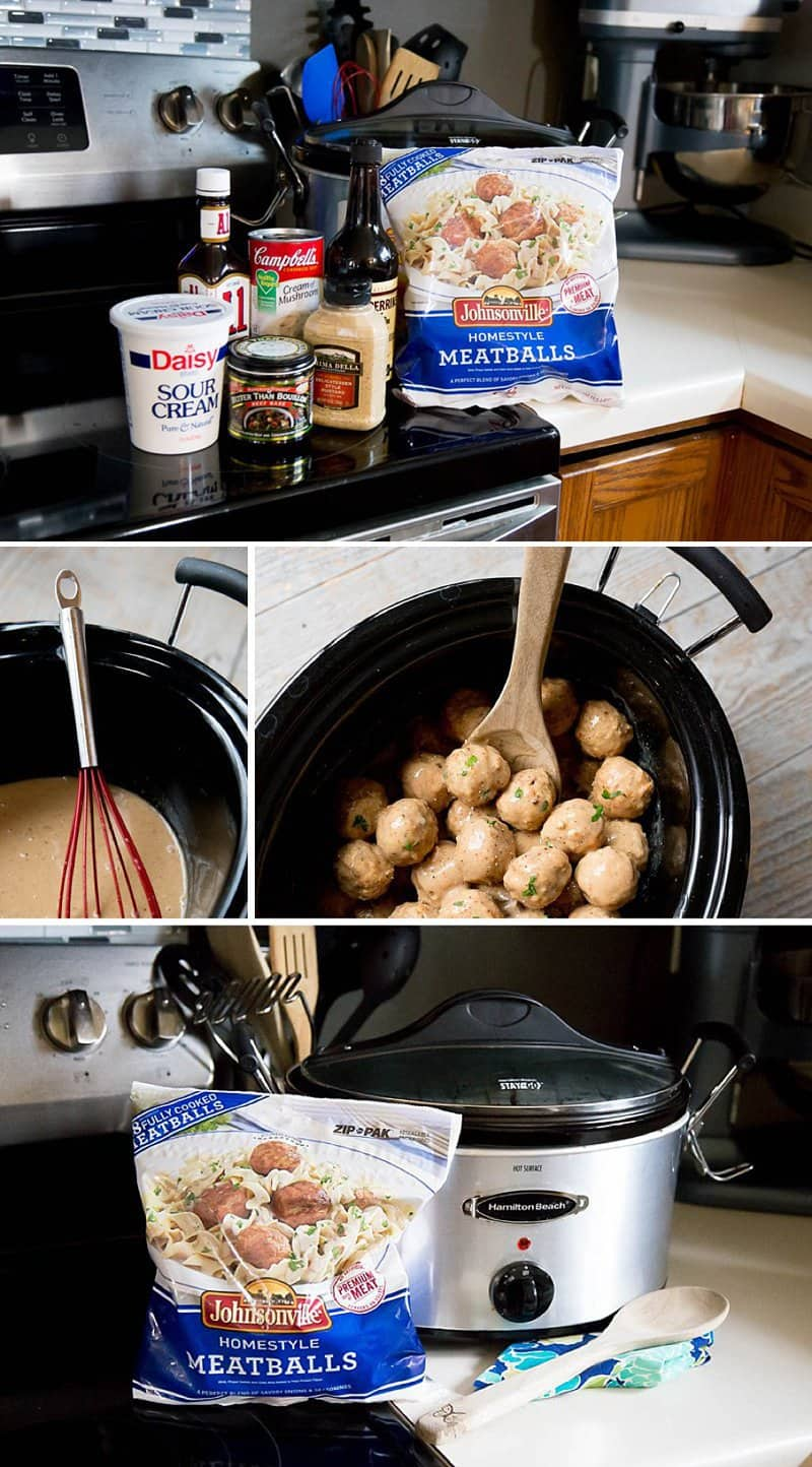 Slow Cooker Swedish Meatballs: The Perfect Winter Comfort Food *This crock pot recipe sounds delicious!