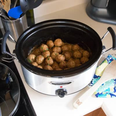 Slow-Cooker Swedish Meatballs (AKA: The Perfect Winter Comfort Food)