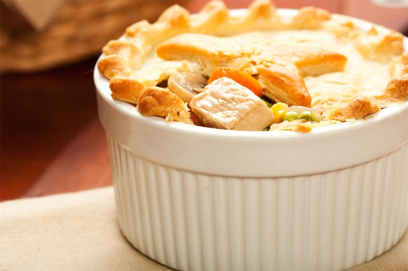 Insanely Delicious Chicken Pot Pie Recipe