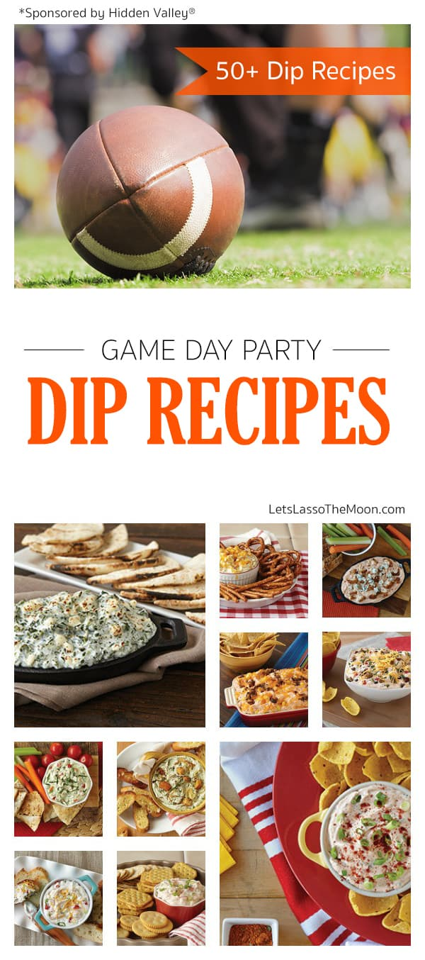 Game Day Party: 50+ Dip Recipes *This Spicy Spinach Dip with Greek Yogurt sounds delicious.