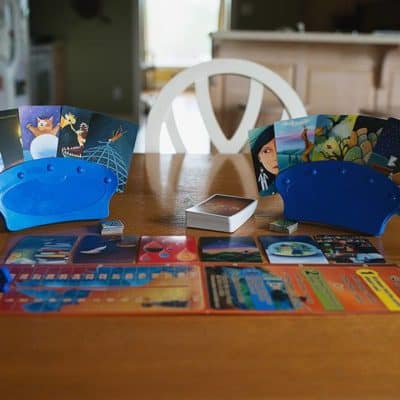 Dixit: A surprisingly remarkable game for kids (and adults!) that awakens imagination