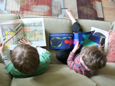 benefits of a big home library