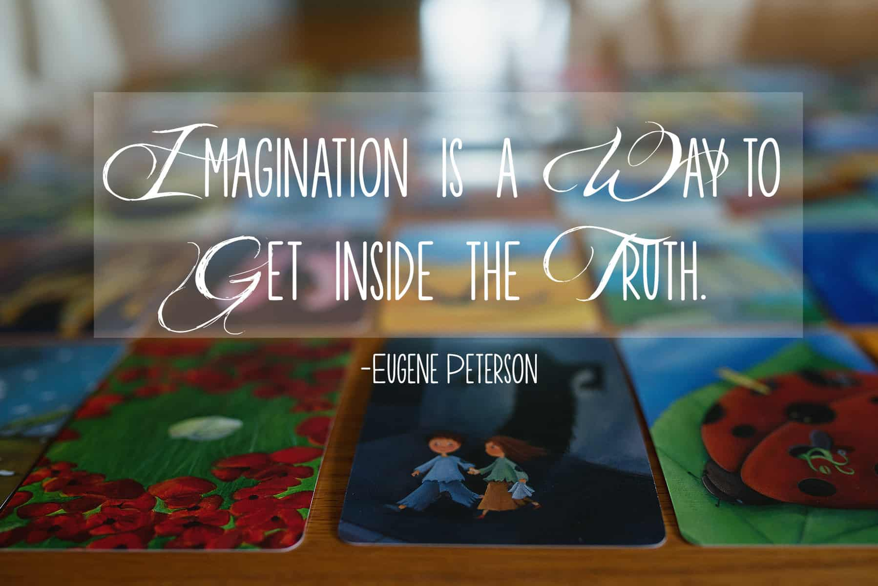 imagination truth