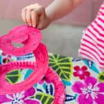 Watermelon Wind Spinners: Paper Plate Craft for Kids