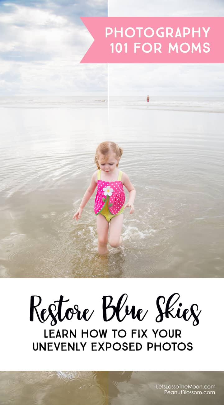 Fix Your Photo's Uneven Exposure Problems in Seconds With This Simple Trick *This Lightroom gradient filter tutorial is so easy. Trying this on our family beach photos.