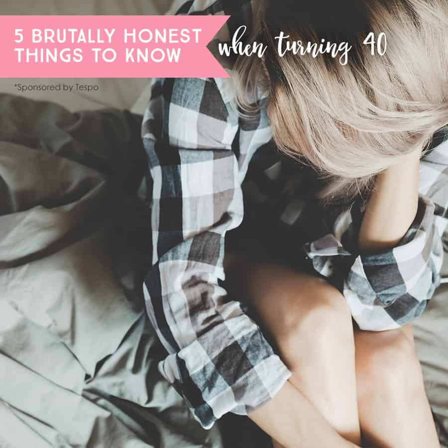 The major life milestone of turning 40 is often a time of reflection and transition. Below are five brutally honest things every woman should know when hitting the big 4-0. *Great post on also creating a LIFE LIST of ideas!