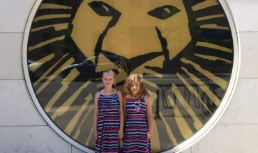 THE LION KING Is a Great First-Time Theater Experience for Kids
