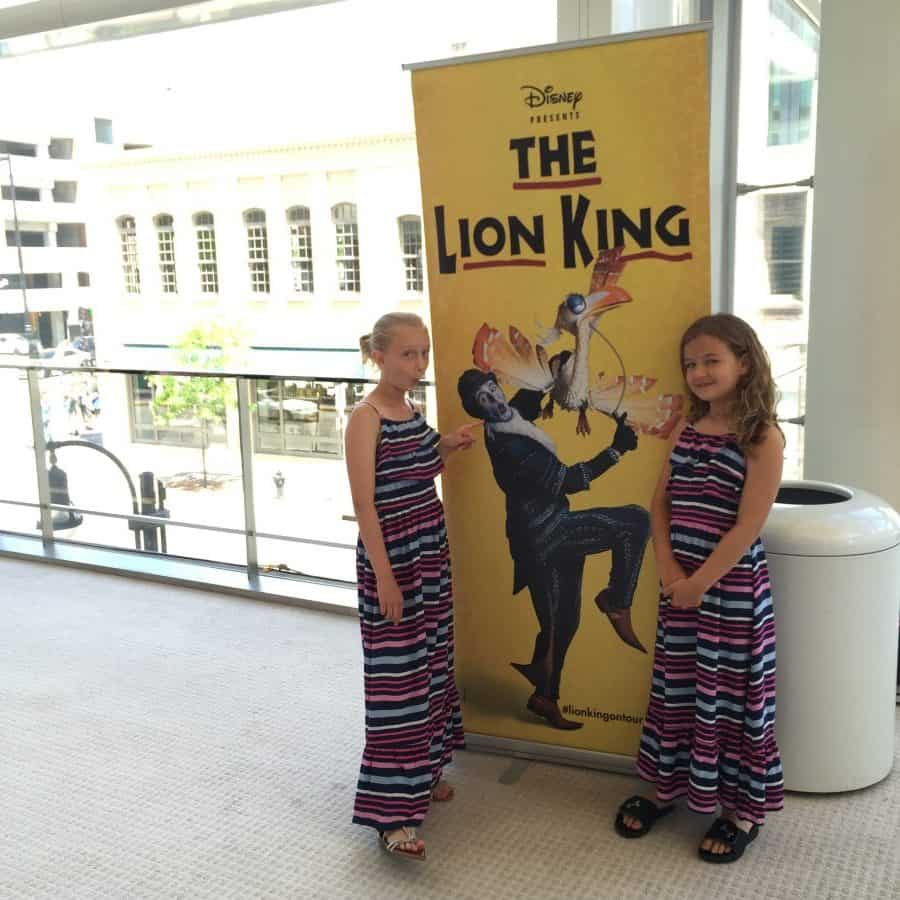 3 Mom-to-Mom tips for seeing THE LION KING