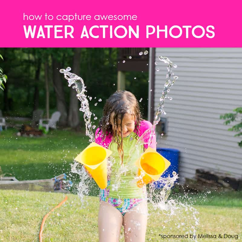 Mom Photography 101: How to Capture Awesome Water Action Photos *I never knew it was so simple. Saving this one!