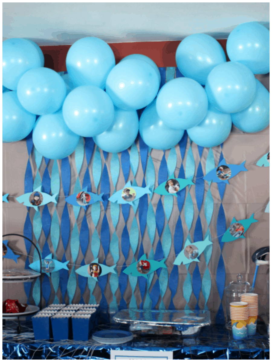 heres my top five easiest party decoration ideas ever
