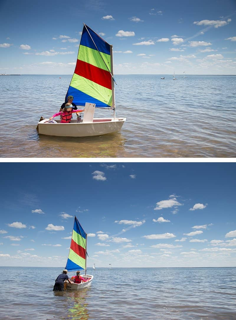 North Coast Community Sailing - on Lake Superior in Bayfield, Wisconsin