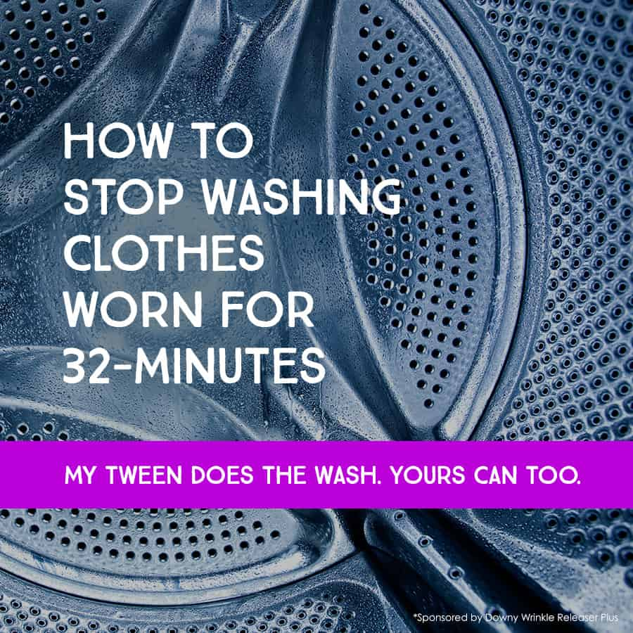 Turn the Tables — Get Your Tween Doing Laundry TODAY *Great list of tips for parents