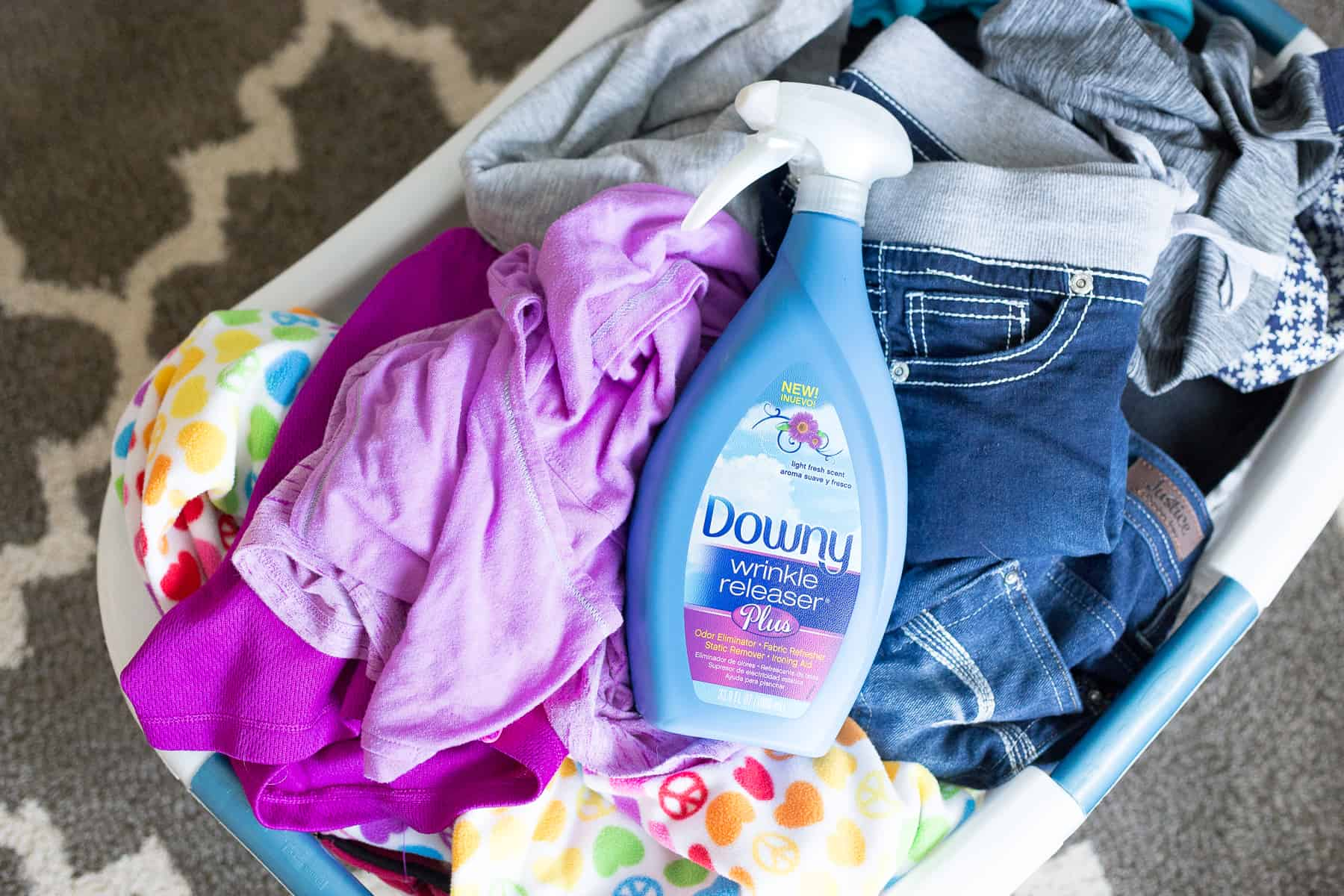 How to Stop Washing Clothes Worn for 32 Minutes