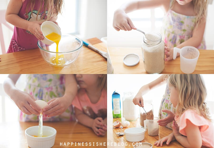 Why Kids Should Be Helping In The Kitchen