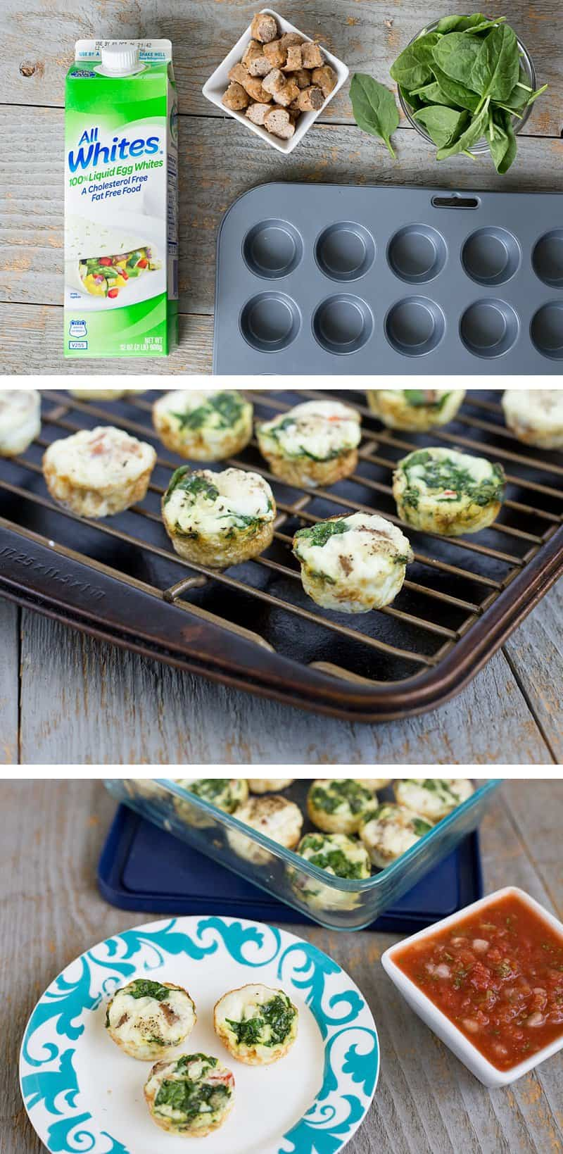 How to Make Delicious and Easy Egg White Muffins