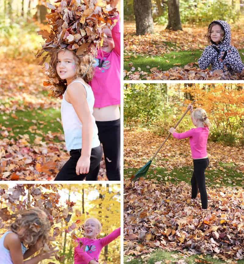 20 Fun Fall Activities For Kids That Moms Will Secretly Love: Unique and family-friendly autumn activities and children and adults will love *This is a great list. Saving it for later. Love the idea of volunteering to rake leaves for elderly and disabled community members.