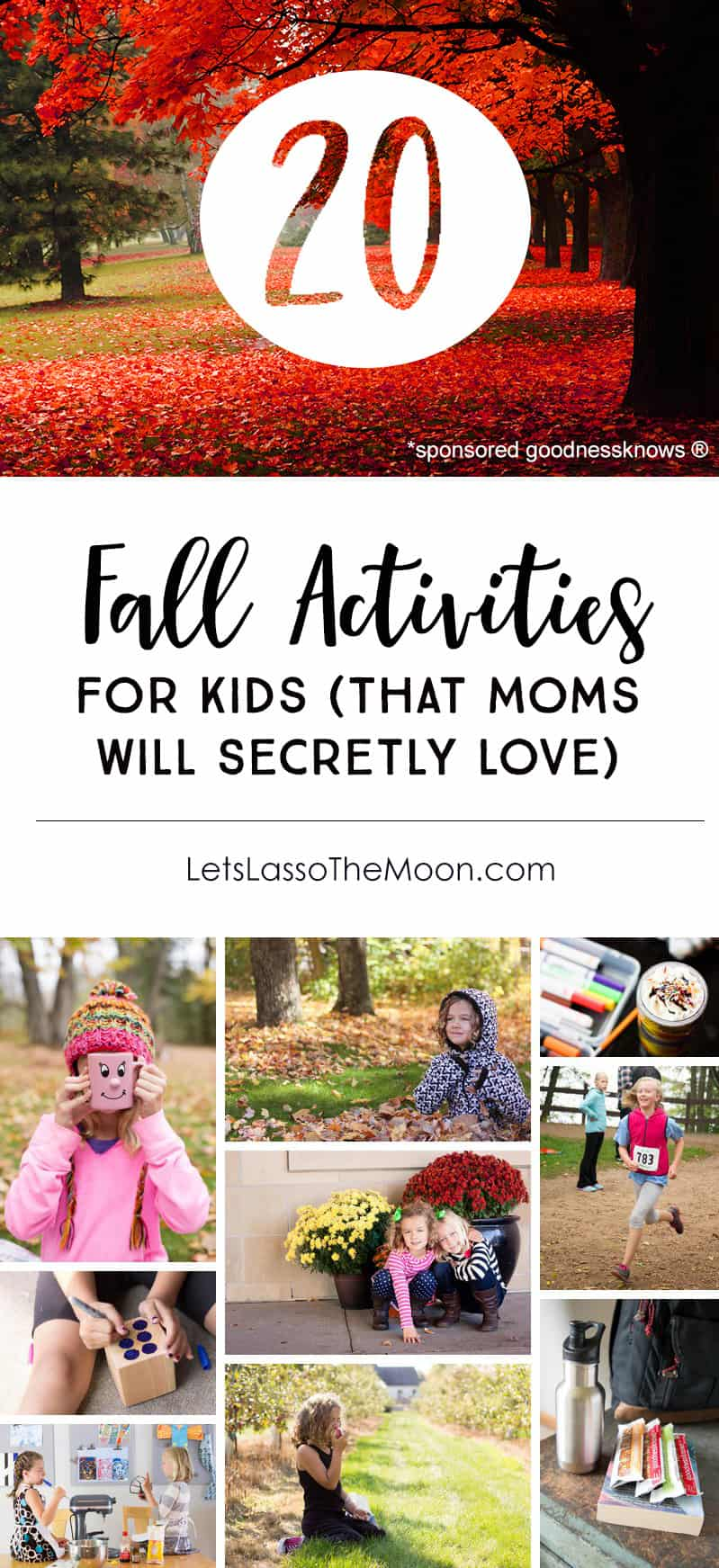 20 Fun Fall Activities For Kids That Moms Will Secretly Love: Unique and family-friendly autumn activities and children and adults will love *This is a great list. Saving it for later.