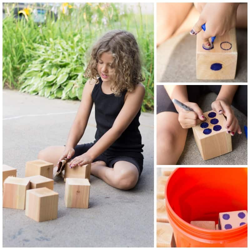 20 Fun Fall Activities For Kids That Moms Will Secretly Love: Unique and family-friendly autumn activities and children and adults will love *This is a great list. Saving it for later. Love this giant DIY backyard Yahtzee idea