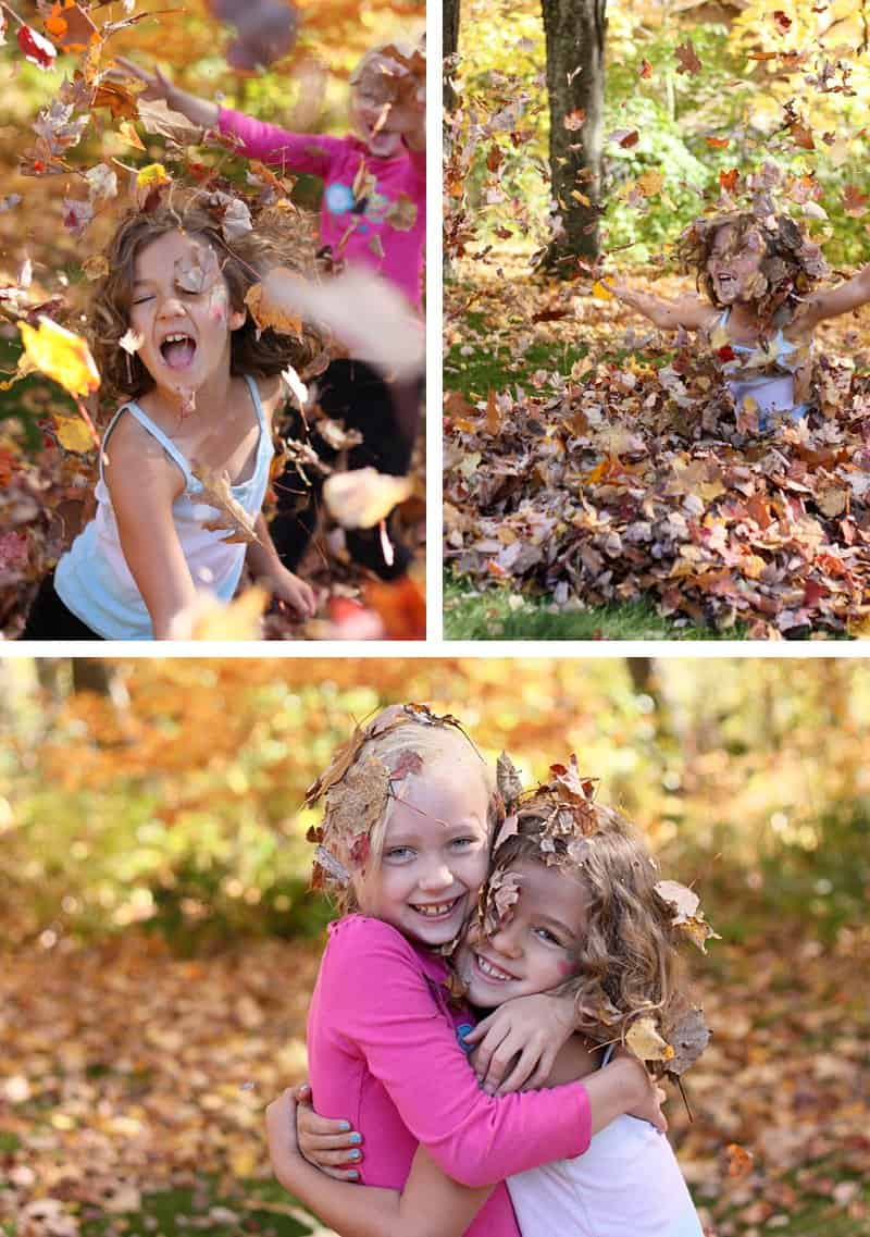 10 Insanely Useful Tips for Parents Who Have Kids with Seasonal Allergies *If your children suffer from fall allergies, this is a must-read. Great suggestions for what to do if your kiddo has allergies and has been playing in a leaf pile.