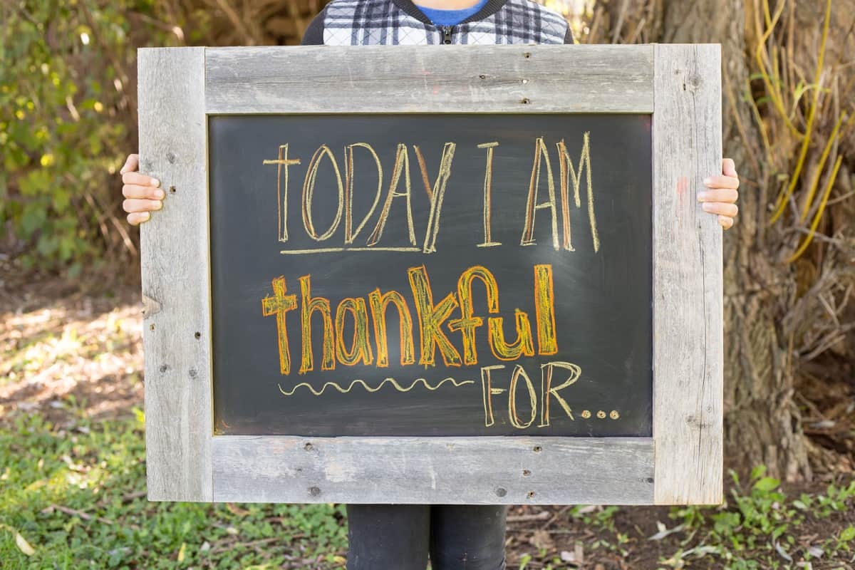 Words of Gratitude—An Interactive Family Gratitude Project (That Older Kids Will Secretly Love)