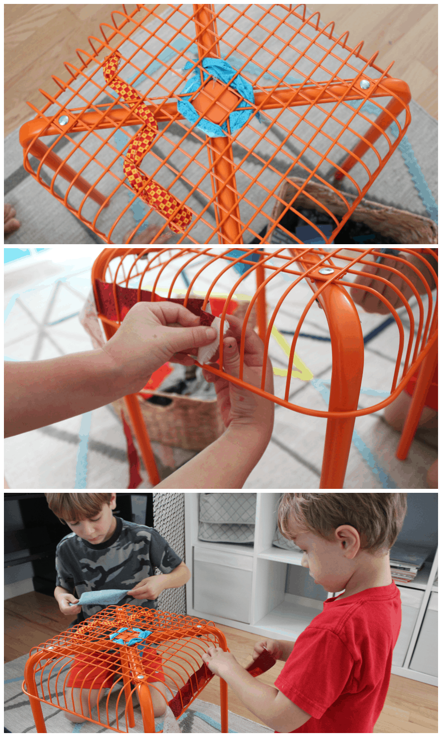 weaving activity
