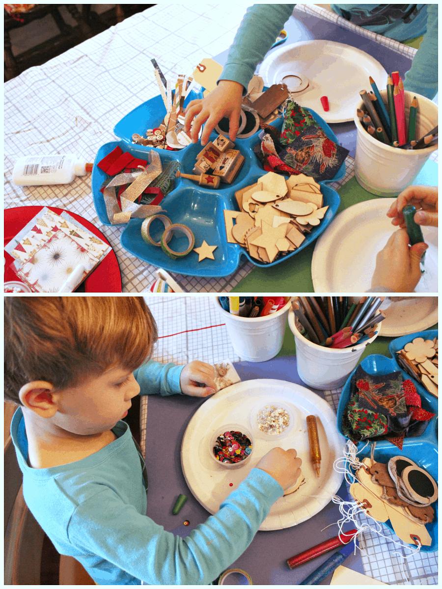 creative table play