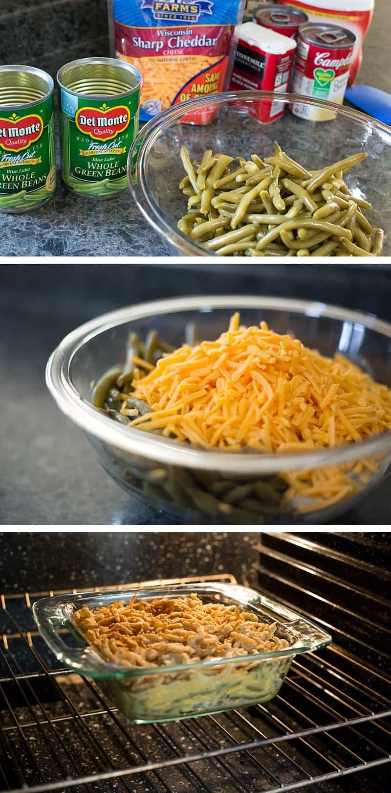 cheesy green bean casserole 7 make ahead holiday side dishes to save you time