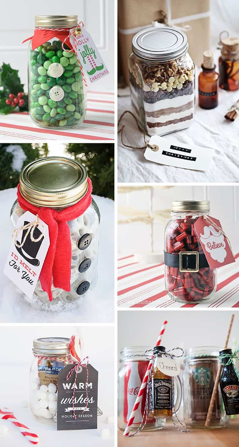 7 Mason Jar Gifts That Are Perfect For Christmas Lasso The Moon