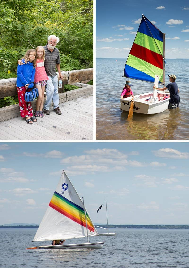Unique gift ideas for parents who have everything *Love this family who gave sailing lessons. So many different ideas. Great list.