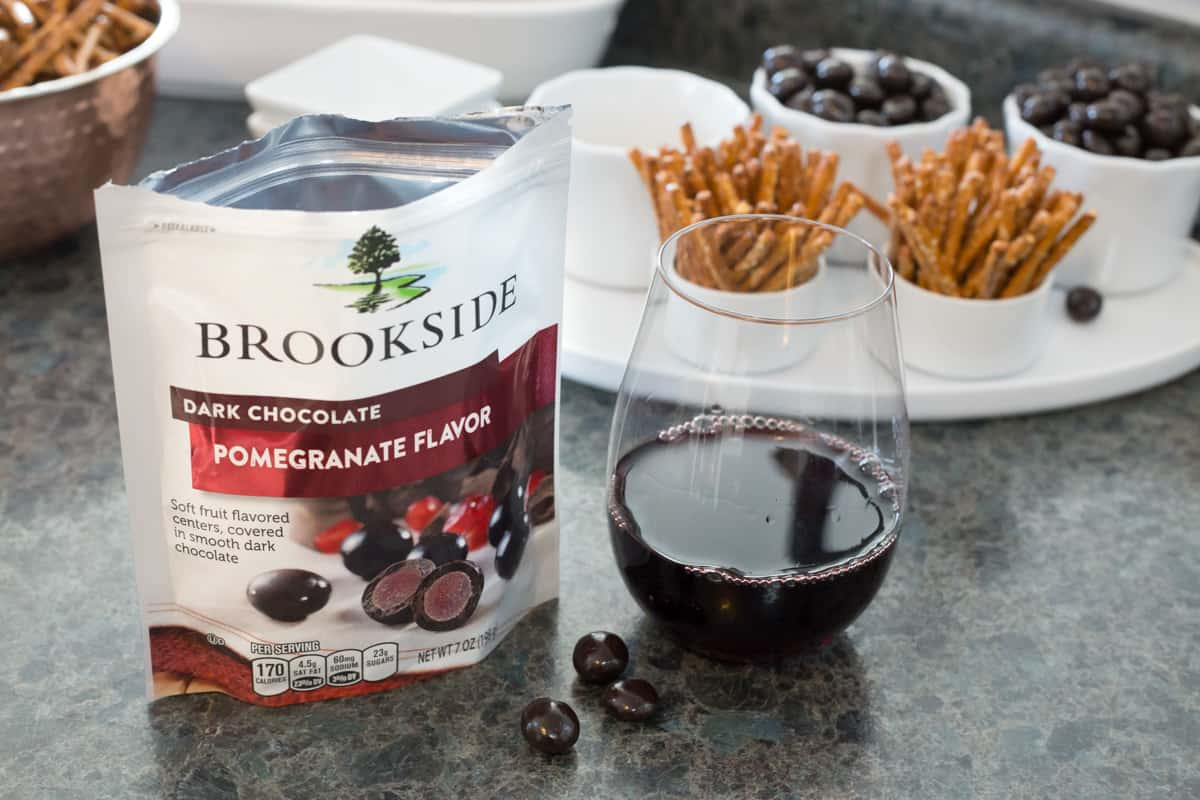 How to Host a Simple Chocolate & Wine Pairing Party That Will Help You Relax