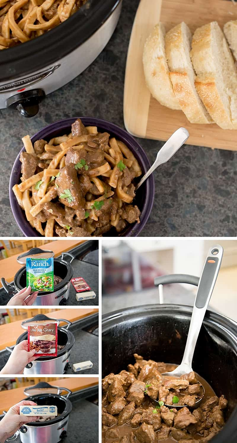 How to Make Slow Cooker Beef Stew - The BEST Recipe Ever!