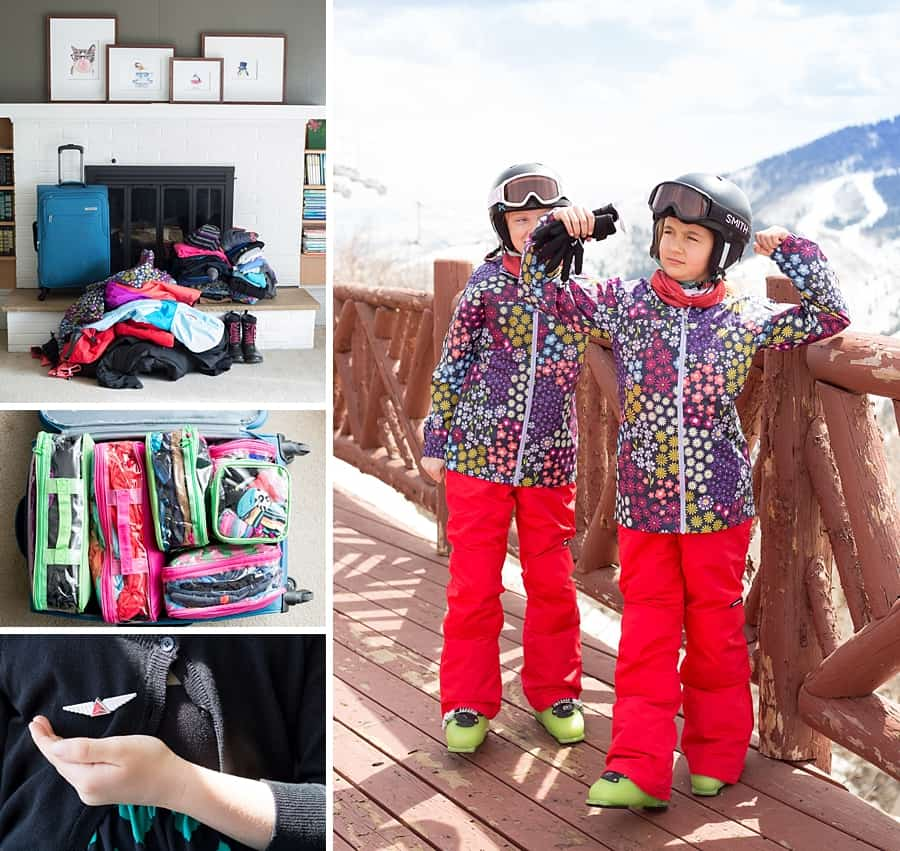 The Best Way To Pack a Suitcase: Travel With Family + A ...