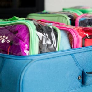 How to Travel With a Family and One Suitcase