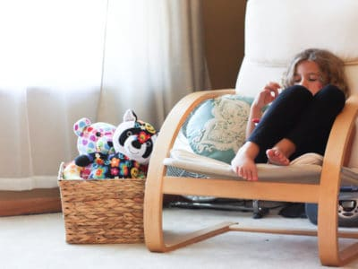 Kids & Clutter: 6 Simple Tips For Keeping Everyday Living Spaces Under Control